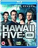 Hawaii Five-O, Season 2 [Blu-ray] [Region Free]