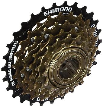 Shimano Tourney 6 Velocidad Bicicleta de montaña ScrewOn Freewheel ...