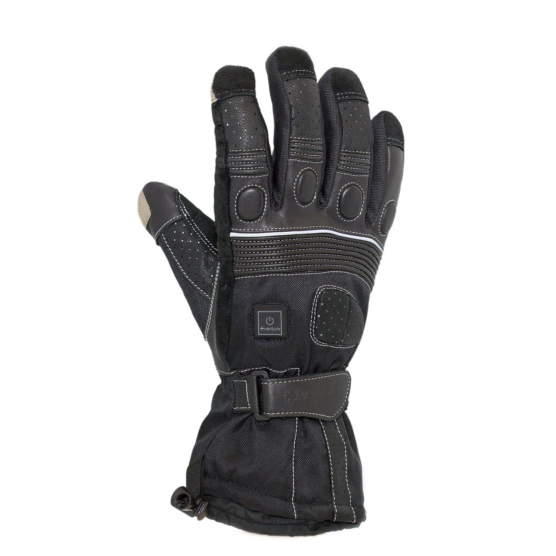 Amazon.com: VentureHeat 12V Heated Grand Touring Motorcycle Gloves ...