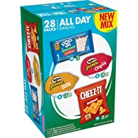 Kellogg's All Day Snacks, Variety Pack, Grab 'N' Go, 32.5oz (28 Count)