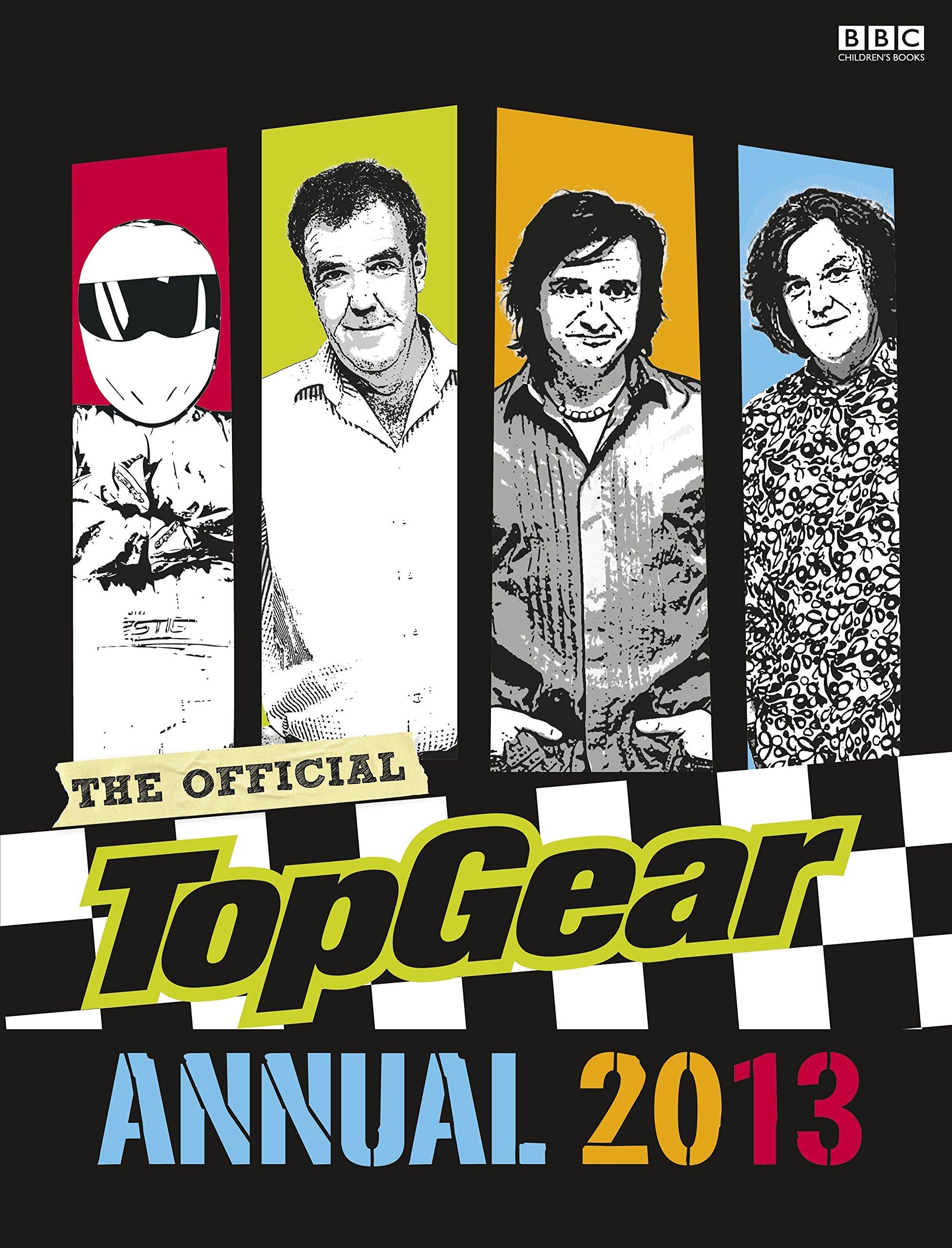 Top Gear: Official Annual 2013 (Annuals 2013)