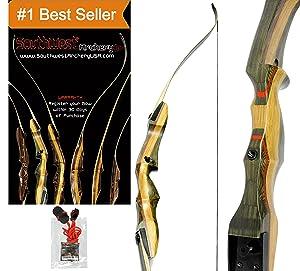4. Spyder Takedown Recurve Bow