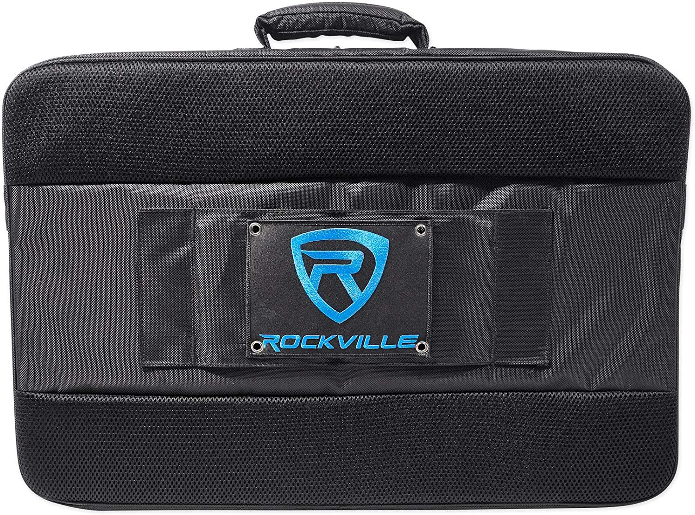 Rockville Travel Carry Case For Numark IDJ PRO DJ Controller