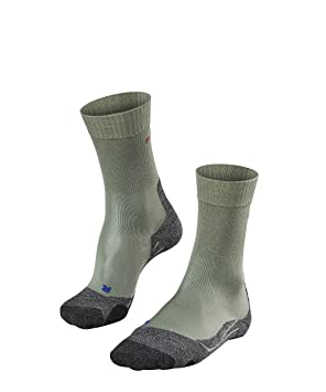 4fef6c8ce6b FALKE TK2 Cool Women Socks Trekking grass (7431) 35-36