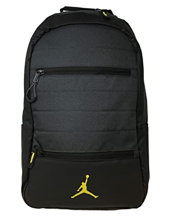 Amazon.com   NIKE AIR JORDAN AIRBORNE BACKPACK (Anthracite)   Casual  Daypacks 7f7f32d49d