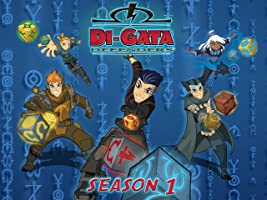 Di-Gata Defenders Season 1