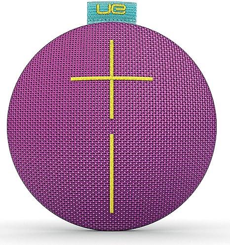 Ultimate Ears ROLL 9 Plum Wireless Portable Bluetooth Speaker (Waterproof)  (9016)