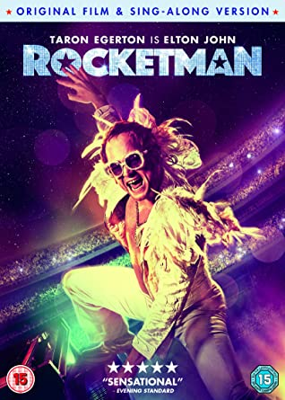 Rocketman (DVD) [2019]: Amazon co uk: DVD & Blu-ray