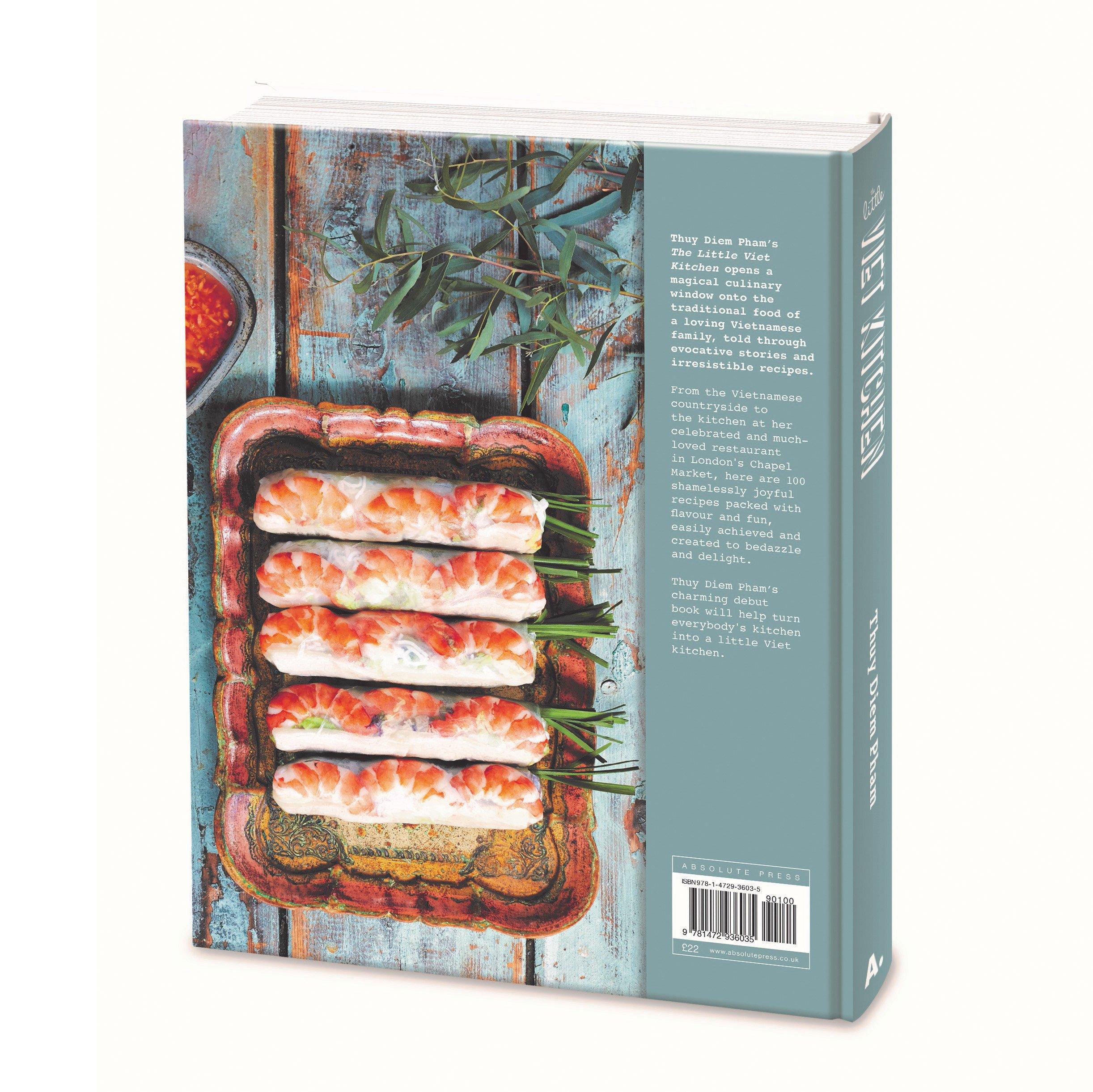 The Little Viet Kitchen: PHAM THUY DIEM: 9781472936035: Amazon.com ...