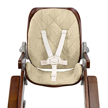 Superieur Summer Infant Bentwood Highchair Seat Cushion, Beach Sand Beige