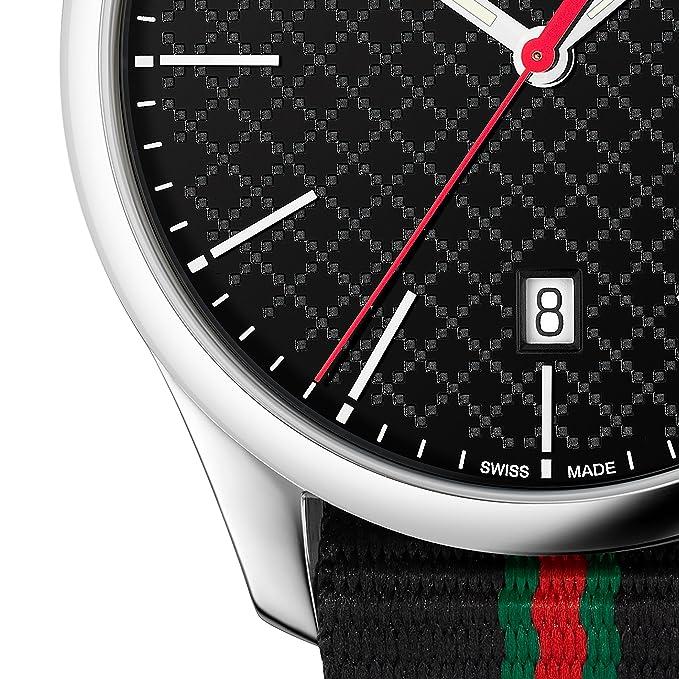 f1e5aecc7ee Gucci G -Timeless YA126321  Gucci  Amazon.co.uk  Watches