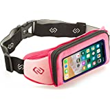 Sporteer Kinetic K1 Sport Belt for iPhone X, iPhone 8 Plus, 7 Plus, 6 Plus, Note 8, Galaxy S9, S9 Plus, Galaxy S8, S8 Plus, Pixel 2 XL, LG, Moto, Nexus, Xperia XZ2, MANY Other Phones/Cases