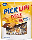 Bahlsen Chocolate Pick Up! Minis Choco and Milk 10 pieces - 106 grams