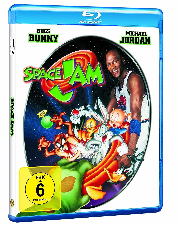 Space Jam [Blu-ray]: Amazon.de: Michael Jordan, Wayne Knight ...