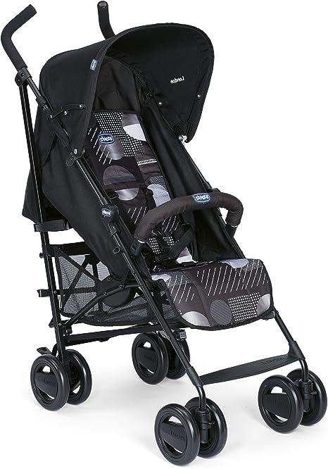Opinión sobre Chicco London - Silla de paseo, 7.2 kg, compacta y manejable, color negro