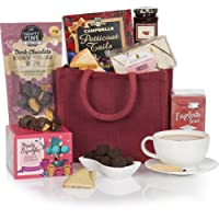 Sweet Treats For Her Hamper - The Hampers - Ideal as a Birthday Present, Thank You Gifts Hamper