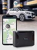 SALIND GPS-spårare bil, motorcykel, fordon och lastbilar med magnet, ca 40 dagars batteritid (upp till 90 dagar i…