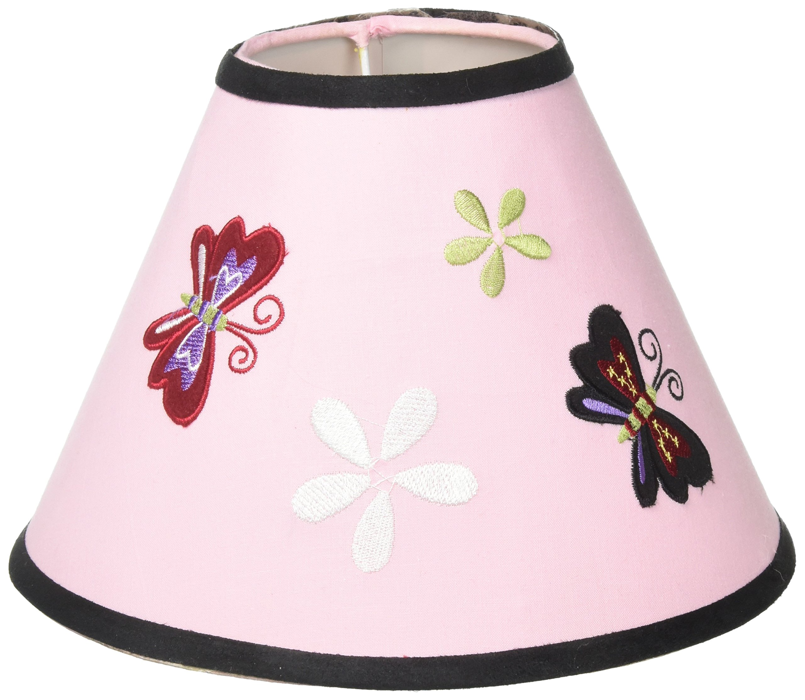 GEENNY Lamp Shade without Base, Daisy Garden