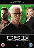 CSI - Crime Scene Investigation: Season 14 [DVD]