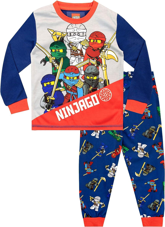 Lego Ninjago PyjamasBoys Ninjago PJsLego PJsBoys Lego Pyjama SetNEW