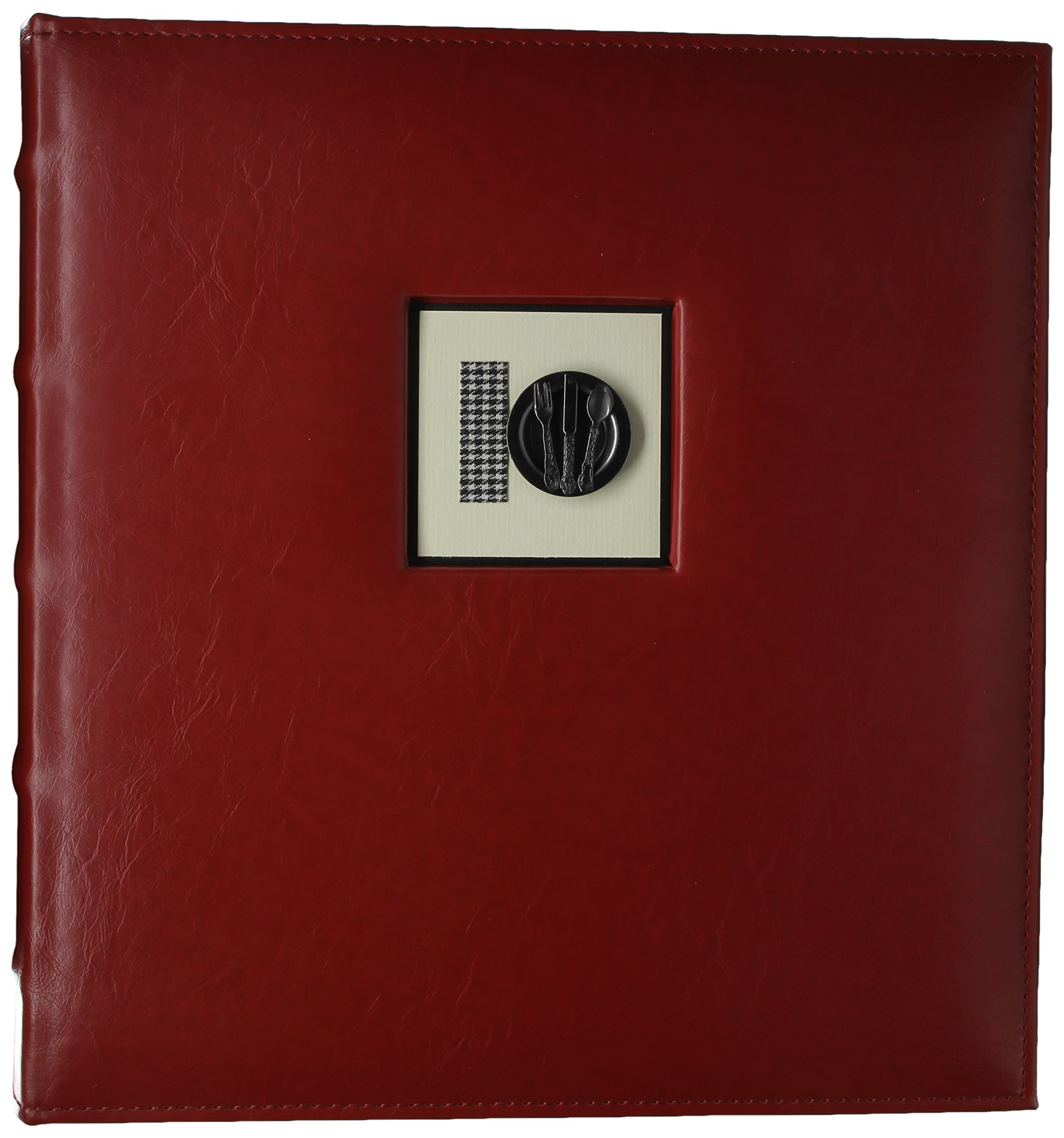 CR Gibson Bon Appetit Deluxe Kitchen Binder by C.R. Gibson