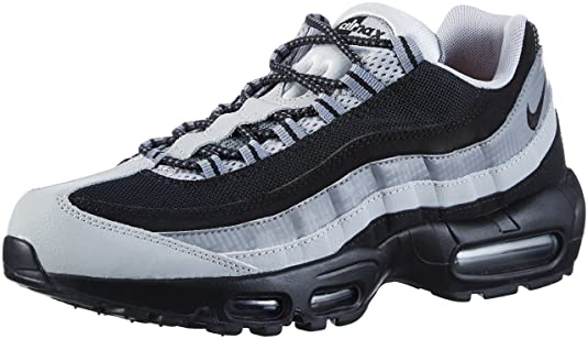 Nike Air Max 95 Essential Trainers In Grey 749766 012