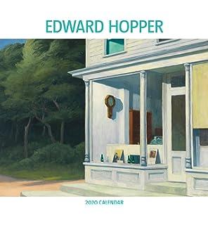 Edward Hopper 2019 Wall Calendar: Edward Hopper ...