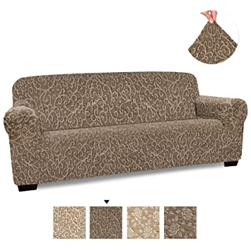 Amazon.com: PAULATO BY GA.I.CO. Couch Cover - Sofa Cover ...