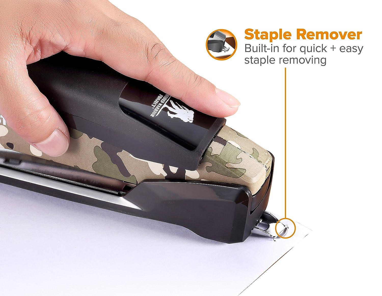 PaperPro Prodigy Reduced Effort Stapler Value Pack 1138