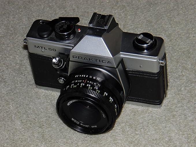 Praktica mtl mm slr film camera in gorebridge midlothian