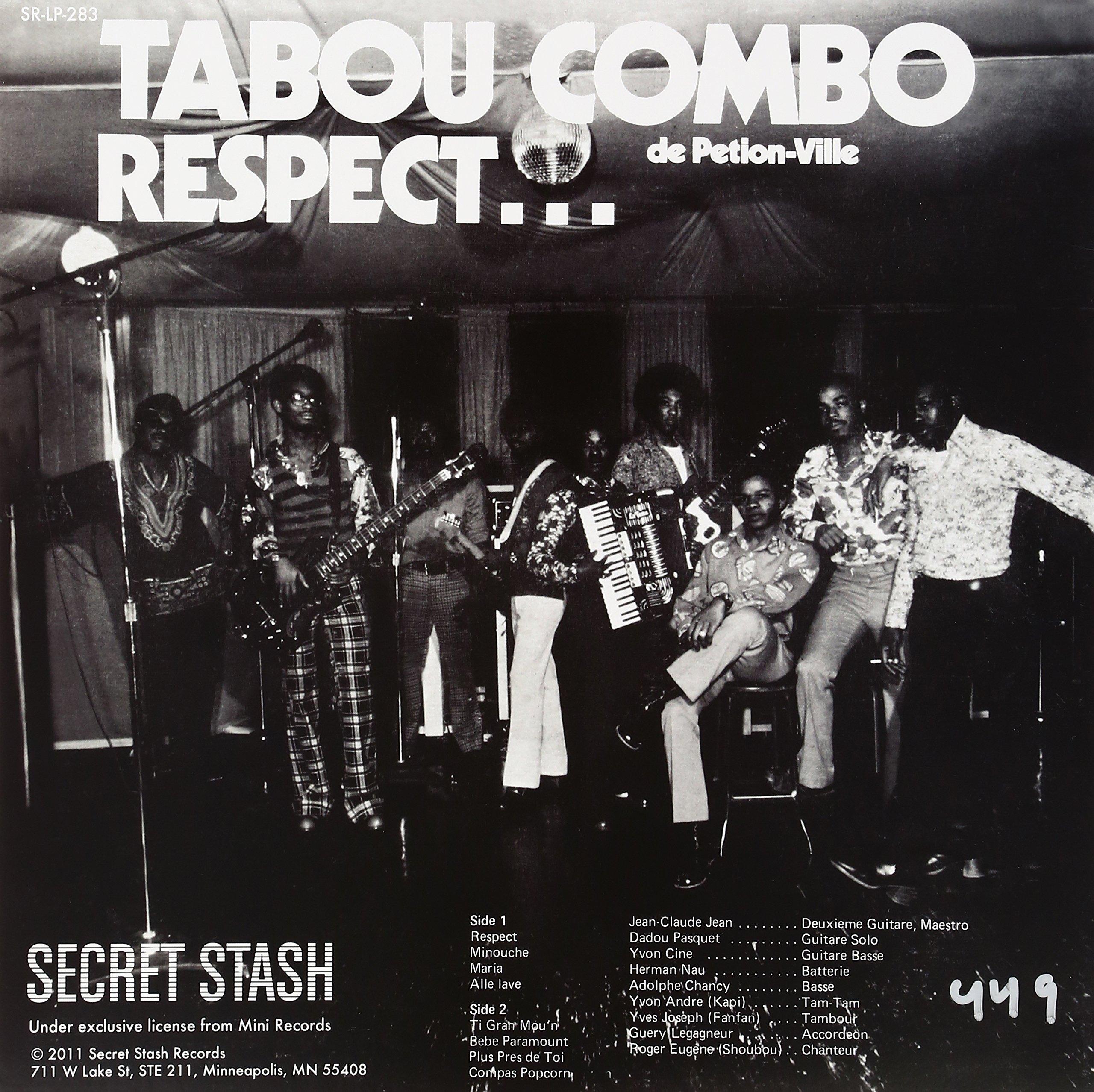 Respect... (LP + MP3 Download)