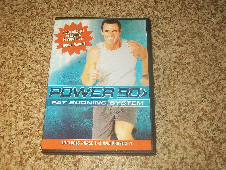 Fat burning phase