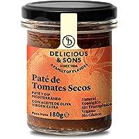 Delicious & Sons Paté de Tomates Secos Ecológico