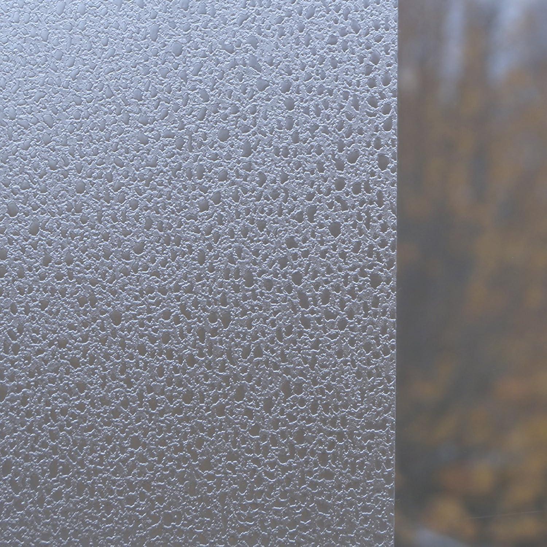 Film vitrostatique pour fen/être sans colle RAYURES 45 x150 cm 53243 r/éutilisablePVC sans phtalates