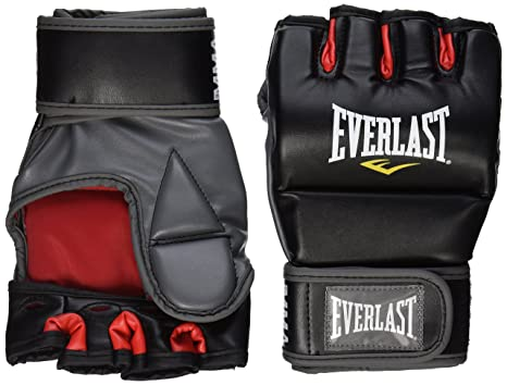 Everlast Train Advanced Mma 7 Ounce Closed Thumb Grappling/Training Gloves by Everlast