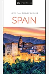 DK Eyewitness Spain (Travel Guide) Kindle Edition