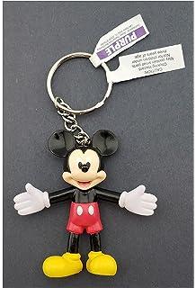 Amazon.com: Mickey Mouse Letra H Disney Llavero de latón ...