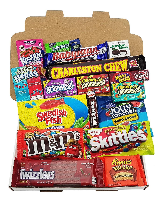 Vintage candy bar box Etsy