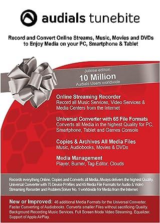 Audials Tunebite 12 Platinum [Download]