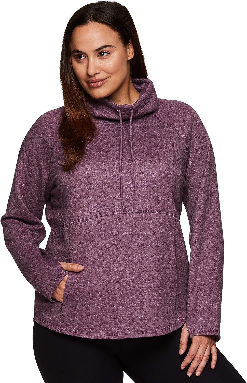 and Leggings Set Short Sleeve T-Shirt RBX Girls Fleece Hoodie Set Pullover Hoodie