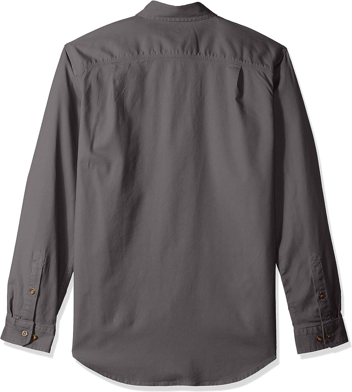 Carhartt Herren Rugged Flex Rigby Long Sleeve Shirt Work Utility Hemd