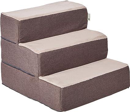 Zinus Easy Pet Stairs Sand Renewed