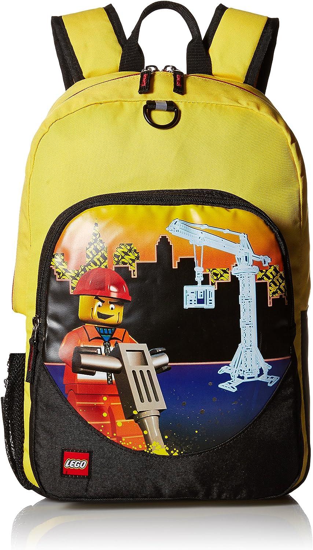 LEGO City Nights Backpack, Yellow