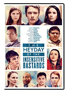 Book Cover: The Heyday of the Insensitive Bastards