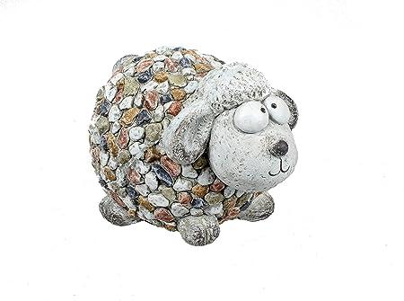 Formano - Figuras Decorativas para jardín (Aspecto de Piedra, Magnesia): Amazon.es: Hogar
