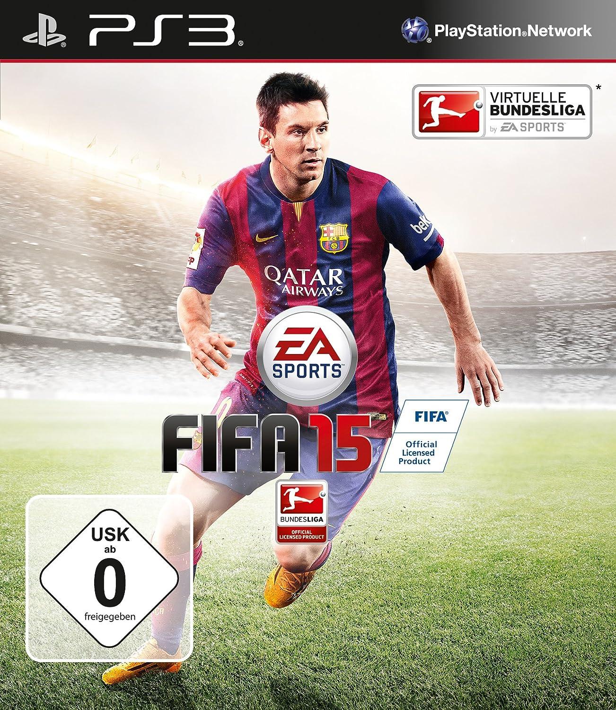 Electronic Arts FIFA 15, PS3 - Juego (PS3, PlayStation 3, Deportes, EA Canada, DEU, Básico): Amazon.es: Videojuegos