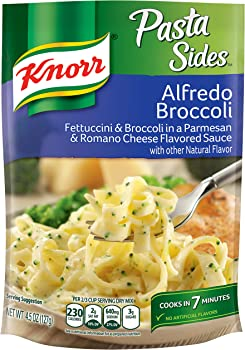 8Pk. Knorr Pasta Sides Dish, Alfredo Broccoli