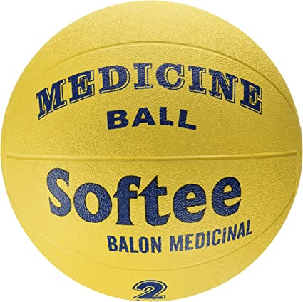 Softee Equipment 0024831 Balón Medicinal, Blanco, S: Amazon.es ...