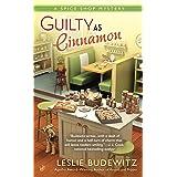 Guilty as Cinnamon (A Spice Shop Mystery Book 2)