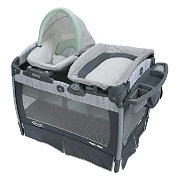 amazon com graco pack n play playard with nuzzle nest sway seat rh amazon com graco pack n play instruction manual graco pack n play manual pdf